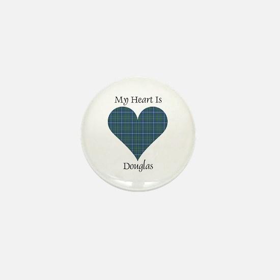 Heart - Douglas Mini Button