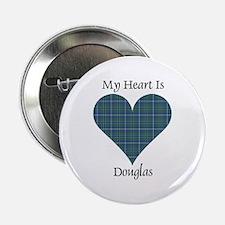"""Heart - Douglas 2.25"""" Button"""