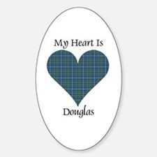 Heart - Douglas Decal