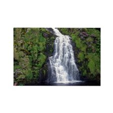 Waterfall_Donegal Rectangle Magnet