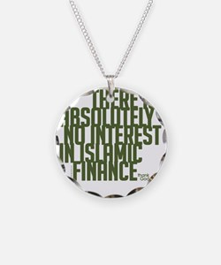 10x10 No Interest Green Necklace