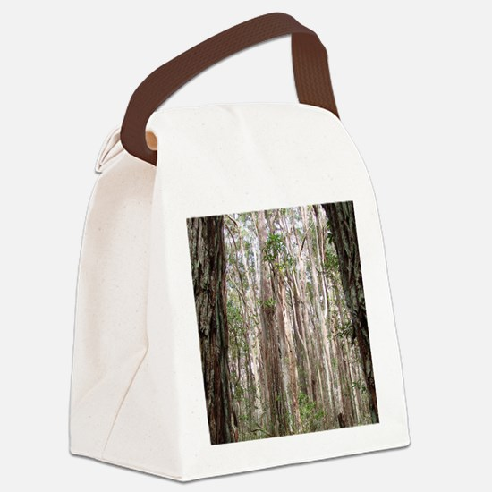 MolokaiForest Canvas Lunch Bag