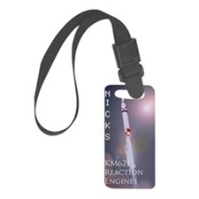 waterbottle Luggage Tag