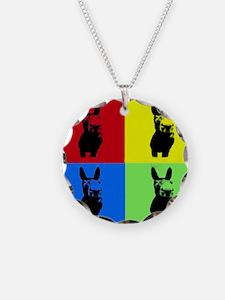 4 colors Necklace
