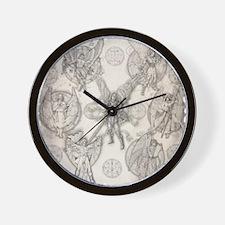 7Angels10x10 Wall Clock