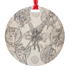 7Angels10x10 Ornament