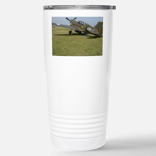 P40 Warhawk Stainless Steel Travel Mug