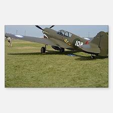 P40 Warhawk Decal