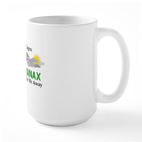 xanax Large Mug