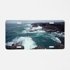 Barbados2 Aluminum License Plate