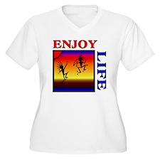 enjoy life T-Shirt