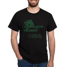 10x10 No Compulsion Green T-Shirt