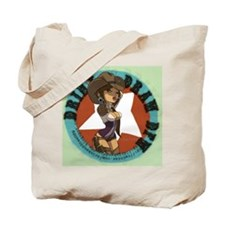 button_drinkanddrawdfw Tote Bag