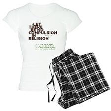 10x10 No Compulsion Brown a Pajamas