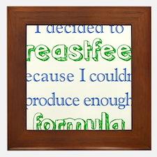 Formula Framed Tile