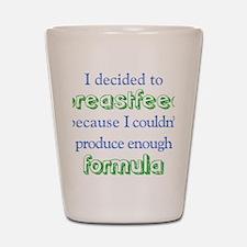 Formula Shot Glass