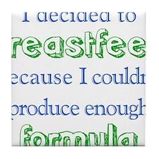 Formula Tile Coaster