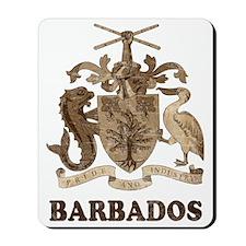 Vintage2Barbados3 Mousepad
