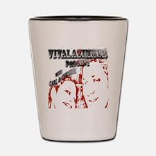vivacafepress Shot Glass