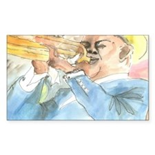 satchmo Decal