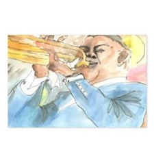satchmo Postcards (Package of 8)