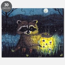 Collection of Fireflies Puzzle