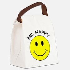 MisterHappy Canvas Lunch Bag