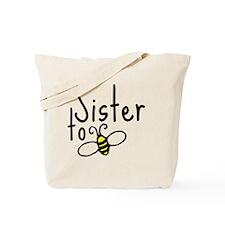 bee_sister Tote Bag