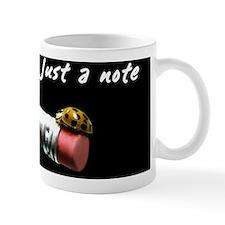 7.5x5.5_LadybugpencilNOTE Mug