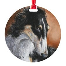 Borzoi # 2 Ornament