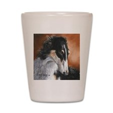 Borzoi # 2 Shot Glass