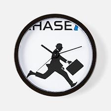 ChaseMan Wall Clock
