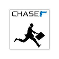"ChaseMan Square Sticker 3"" x 3"""
