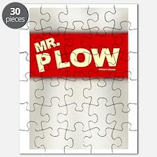 Mr Plow Puzzle