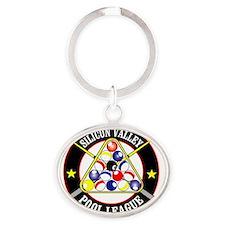 SVBPL Basic Oval Keychain
