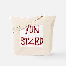 funsized Tote Bag