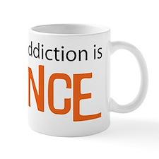 addiction Mug