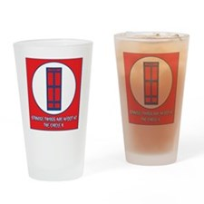 circlek Drinking Glass
