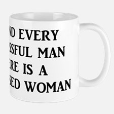 Behind every successful W Mug