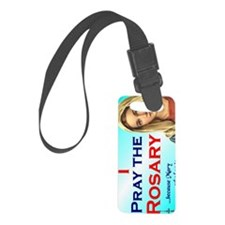 pray_water2 Luggage Tag