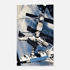 Space Station 3'x5' Area Rug