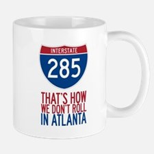 Traffic Sucks on 285 in Atlanta Georgia Mugs