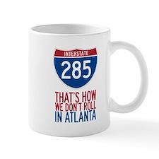 Traffic Sucks on 285 in Atlanta Georgia Mugs