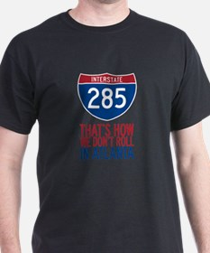 Traffic Sucks on 285 in Atlanta Georgia T-Shirt