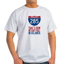 Traffic Sucks on 285 in Atlanta Georgia T-Shirt