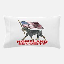 DOBERMAN HOMELAND SECURITY Pillow Case