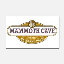 Mammoth Cave National Park Car Magnet 20 x 12