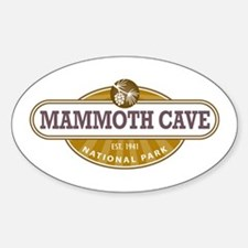 Mammoth Cave National Park Stickers