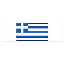 Greece Bumper Bumper Sticker