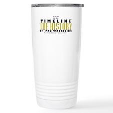Timeline WWE Travel Mug